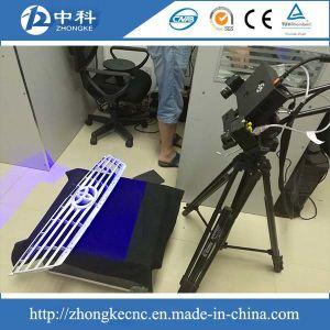 CNC 대패에 의하여 사용되는 높은 정밀도 3D 스캐너