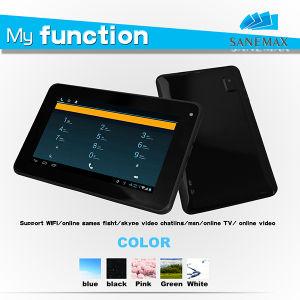 7 com sistema Android chamada 2g duplo SIM Tablet PC (T710)