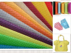 De PP Nonwoven Fabric para Sacola de Compras (NFM-1119)