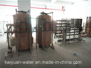 3000L/H Water Treatment Machine met Ce, ISO, SGS