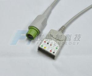 Spacelabs 5 и 3 отведений ЭКГ кабель