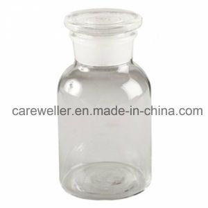 Labor Borosilicate Glass Reagent Bottles mit Glass Stopper