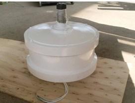 600W de alta Effciency generador de imanes permanentes/generador de viento