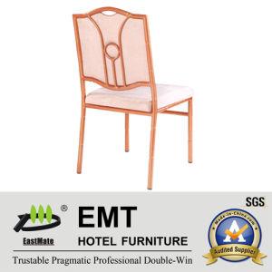 Chaise de restaurant d'Alumiinum (EMT-821-1)
