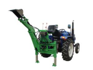 Pelle rétro excavatrice (Side-Shift tracteur BH5 série)