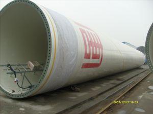 Customedの高品質の風力タワー