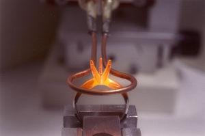 공구 용접을%s 고주파 감응작용 놋쇠로 만들기 기계