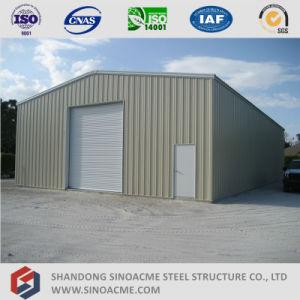 Sinoacme Prefabricados de estructura de acero de la luz de la construcción de prefabricados para almacén