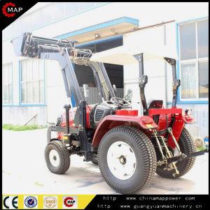 30HP 4WD de MiniTractor van de Lader van het VoorEind van China