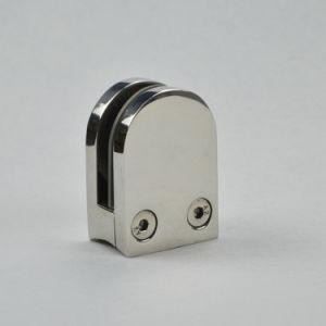 304ステンレス鋼アークベースガラス固定クランプ
