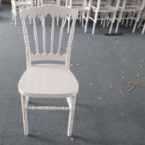 Outdoor Party를 위한 백색 Resin 나폴레옹 Chair