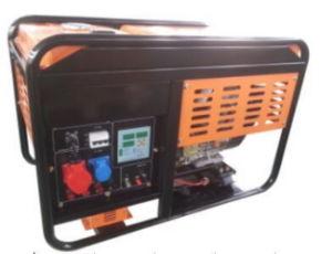 generatore del diesel di Auto-Start del cilindro 12kVA due