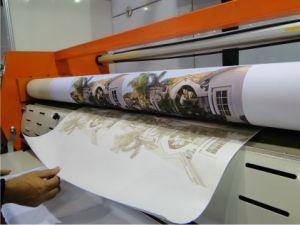 진한 색 직물을%s 큰 체재 192GSM 잉크 제트 열전달 종이