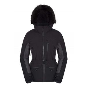 1枚のスキースーツレディース雪の極端のジャケットのすべて
