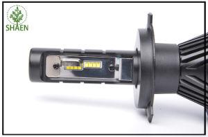 H4 LED軽い自動ヘッドランプ4500lm LED車のヘッドライト