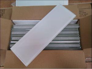 "Le blanc superbe de grenier a poli la tuile 4 "" X12 "" en verre (SG09)"