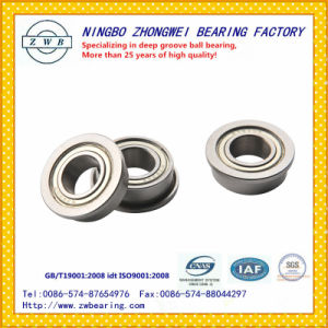 F63800ZZ/F63800-2RS Deep Groove Ball Bearing per The Medical Instrument
