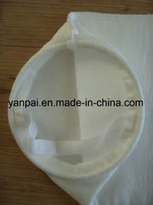Sacchetto filtro liquido del poliestere