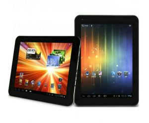 9.7 Tablette PC des Zoll-Rk3066 Doppelkern 1GB RAM 16GB
