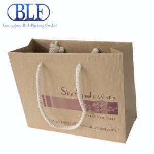 Новый завод Blf прямых торговых коричневый крафт-бумажные мешки