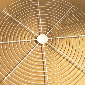 Cable de metal cromado protector del ventilador Industrial