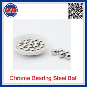 Festes grosses 26.9875mm Chrom, das Stahlkugel mit Nickel überzogener Oberfläche trägt