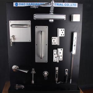 Alliage de zinc porte de sécurité de la chaîne (DDDG003)