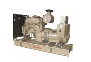275kw 교류 발전기 Cummins 디젤 엔진 전기 발전기 Nta855-G1b