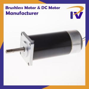 La velocidad nominal de imán permanente 1500-7500 motor DC de cepillo para la industria