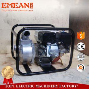 Motore a benzina portatile di pollice Wp40 della pompa ad acqua 13HP di agricoltura 4