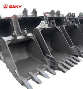 Sany Sy55 de l'excavateur-SY465 pièces de rechange de godet oxyde noir