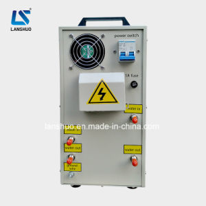 ロシアへの小さいシャフトのための最もよい品質の高周波焼入れ機械