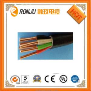 Горячие! Средних Valtage кабель питания VDE0276 8.7/15кв 3 Core 25 мм2 медный проводник XLPE короткого замыкания алюминиевый провод бронированный кабель