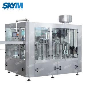 自動飲料の飲み物水満ちるびん詰めにする機械