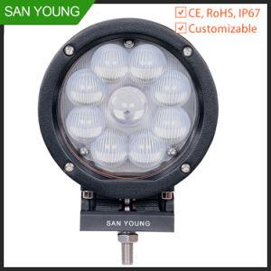 Automobile CREE LED 45W phare de travail pour les véhicules de travail de 5 pouces