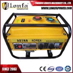 Portable 6.5HP 7.0HP Querosene gerador de energia (fio de cobre puro alternador)