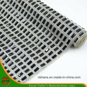 新しいデザイン熱伝達の付着力の水晶樹脂のラインストーンの網(HS17-02)