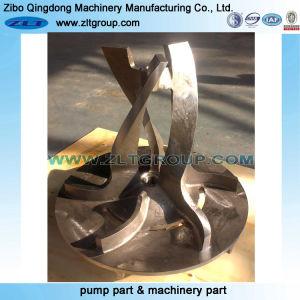 Ventola Twisted delle pompe centrifughe dell'acciaio inossidabile