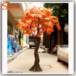 Novo Design Artificial Decoative 2015 Plantas Maple Tree