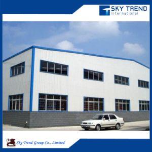 Fábrica de bajo coste de fabricación de acero taller Taller de Diseño de construcción