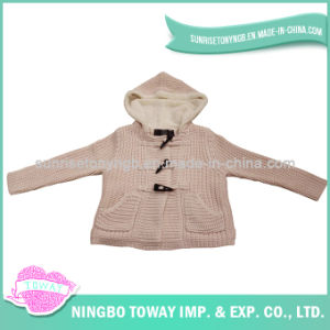 Roupas de inverno Suéter Meninas Kids casacos de malha