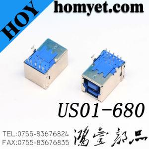 Doppelschicht ein Typ Verbinder B USB-Socket/USB