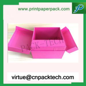 Caja de papel de regalo cosmética/Vela/Perfume/Joyero