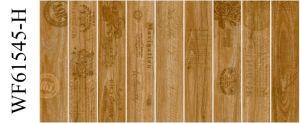 Tegel van de Vloer van het Bouwmateriaal de Houten voor Decoratie 600*150mm van de Vloer
