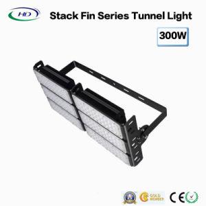 300W Светодиодный прожектор туннеля для использования вне помещений с помощью