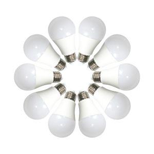 アルミニウム包装E27 A60 12W LEDの球根