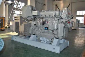 주문을 받아서 만들어진 Cummins Engine SGS를 가진 30 kVA 디젤 엔진 발전기