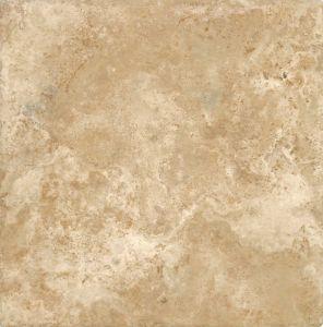 自然な石造りの床の壁のタイルのためのイタリアのローマのTravertine