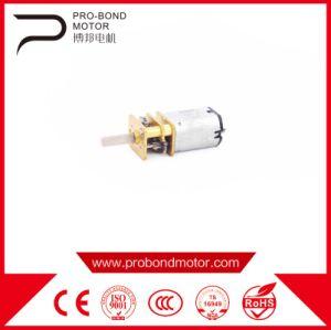 3-12V N20 Metal eléctrico pequeño DC motorreductor