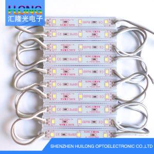 Plástico SMD LED impermeável com cola 2835 Módulo LED